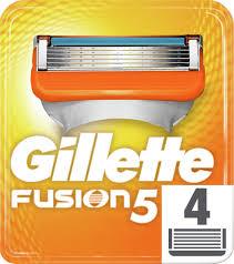 <b>Gillette</b> Fusion5 Сменные <b>кассеты 4 шт</b>. — купить в интернет ...