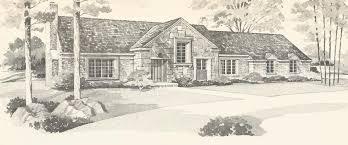 Vintage House Plans s  Contemporary Designs   Antique Alter EgoVintage House Plans s  Country Estates