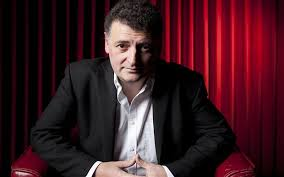 Image result for steven moffat