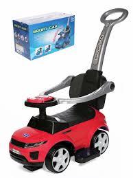 <b>Babycare</b>, <b>Каталка</b> детская Sport car (резиновые колеса ...