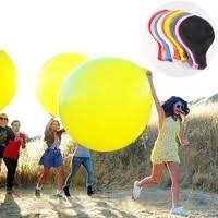 <b>36inch</b> (90cm) Half Body Size <b>Huge Latex</b> Balloon Party Game ...