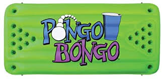 AIRHEAD PONGO BONGO Beer Pong Table, 2 balls ... - Amazon.com