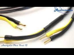<b>Analysis</b>-<b>Plus</b> Oval 12, купить <b>кабель</b> акустический <b>готовый</b> ...