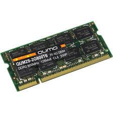 <b>Модуль памяти QUMO</b> QUM2S-2G800T6 SO-DIMM DDR2 DIMM 2 ...