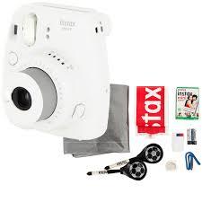 Фотоаппарат моментальной печати <b>Fujifilm INSTAX</b> MINI <b>9</b> WHITE ...