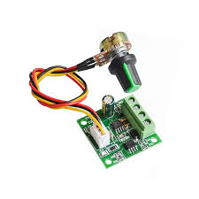 PWM <b>Dc</b> Motor Regulator 1.8v 3V 5V <b>6V 12V</b> 2A Speed Control ...