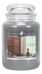 <b>Ароматическая свеча</b> Staying <b>Home</b> (Оставаясь Дома) Goose ...