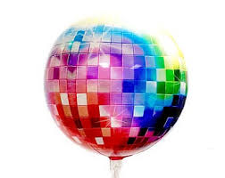 <b>Disco</b> ball <b>balloon</b> | Etsy