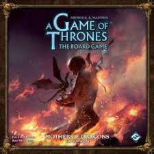The Board Game (Second Edition) – <b>Mother of Dragons</b>