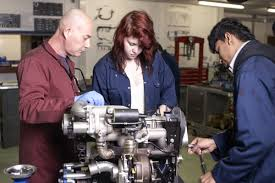 what help should schools provide careers two student on work experience as engineers