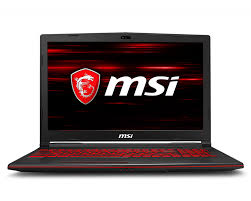 GL63 8RC | Laptops - The best gaming <b>laptop</b> provider | <b>MSI</b> Global