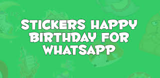 <b>Happy Birthday</b> Stickers (WAstickerApps) - Apps on Google Play