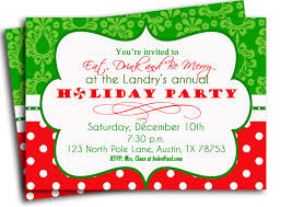 christmas party invitations templates printable christmas party invitations templates