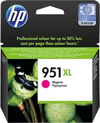 <b>Картридж HP</b> CN047AE <b>№951</b> XL (пурпурный) | купить картридж ...