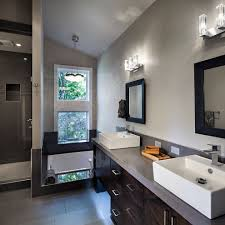 moen 90 degree bathroom contemporary with accent lighting air jets cabinet caesarstone charcoal cabinet accent lighting