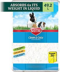 Kaytee Clean & Cozy <b>White Small</b> Animal Bedding