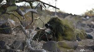 Exercise Forging Sabre: What it takes to be a Singaporean <b>sniper</b> ...