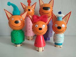 Купить Три кота, герои мультика - <b>развивающие игрушки</b>, <b>герои</b> ...