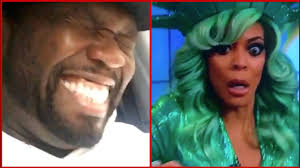 50cent Calls out FAKE & LAUGHS at Wendy Williams FAINTING On ...
