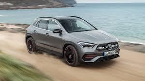 The new <b>Mercedes</b>-<b>Benz GLA</b>.