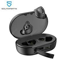 <b>SOUNDPEATS TrueShift2 TWS</b> Bluetooth 5.0 True Wireless Stereo ...