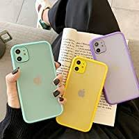 N/A <b>Mint Hybrid Simple Matte</b> Bumper Phone Case For Iphone 11 ...