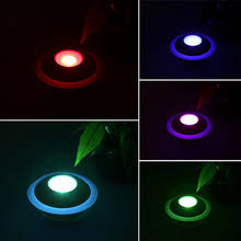 256 color changing ufo shape touch sensor night light table mood light cheap price cheap mood lighting
