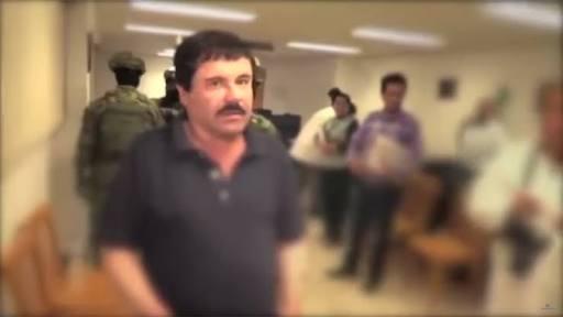 El Chapo Guzman fue puesto en libertad