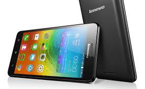 Lenovo A5000 — пятидюймовый смартфон на платформе ...