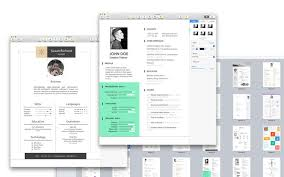 cv  amp  resume templates for pages on the mac app storescreenshot