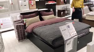<b>Икеа</b> Мальм двухспальная кровать с подъемным механизмом ...
