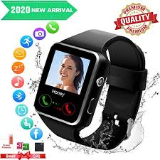 Android Smart Watch for Women Men, 2019 Bluetooth ... - Amazon.com