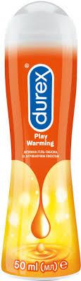 ROZETKA | Интимный <b>гель</b>-<b>смазка Durex Play</b> Warming 50 мл ...
