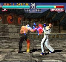 Game-game Namco (i.e Pacman, Galaxian, Dig Dug, Tekken, dll)