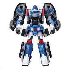 Трансформер <b>TOBOT Young Toys</b>, Атлон Метрон, <b>мини</b>