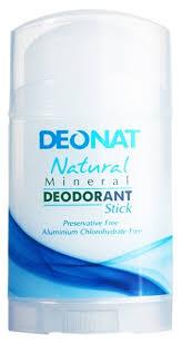 DeoNat <b>дезодорант</b>, <b>кристалл</b> (<b>минерал</b>), <b>Natural</b> (twist up ...