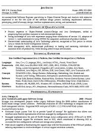 standard software engineer resume samples trend shopgrat resume sample template software engineer resume sample and tips software engineer resume sampl standard