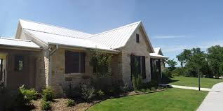 Easily Maintained House w  Metal Roof Perfectly Laid Out For    The brick filled walls also make it extra classic