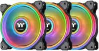 <b>Thermaltake Riing Quad</b> 12 RGB Radiator <b>Fan</b> TT Premium Edition ...
