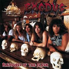 <b>Exodus</b> - <b>Pleasures of</b> the Flesh - Reviews - Encyclopaedia ...