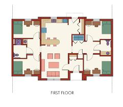 WHEELCHAIR ACCESSIBLE FLOOR PLANS  Greensaver Atrium Berm Home   House Plans  Home Plans  Floor Plans