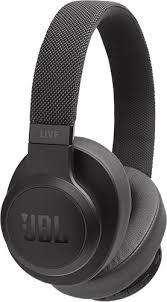 Беспроводные <b>наушники</b> с микрофоном <b>JBL Live 500BT</b> Black ...