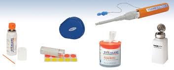 <b>Fiber</b> Optic <b>Cleaning</b> Products