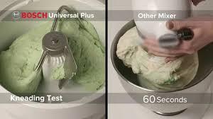 Universal Kitchen Appliances Bosch Universal Plus Kitchen Machine Comparison Youtube