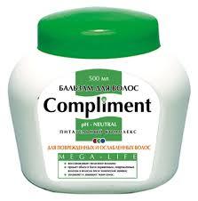 Купить <b>Бальзам для</b> волос Compliment <b>Питательный</b> комплекс ...