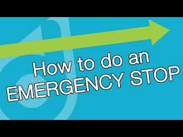 How to Do an <b>Emergency Stop</b> | Midrive