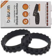 EPIEZA Tires for IROBOT ROOMBA Wheels Series ... - Amazon.com
