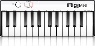 <b>IK Multimedia iRig</b> Keys Mini, Black <b>MIDI</b>-<b>клавиатура</b> — купить в ...