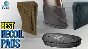 7 Best Recoil Pads 2017 - YouTube