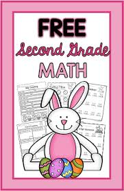 17 best ideas about second grade math 2nd grade easter math for 2nd grade skip counting word problems telling time